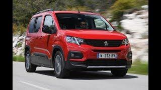 New Car: Peugeot Rifter 2018 review