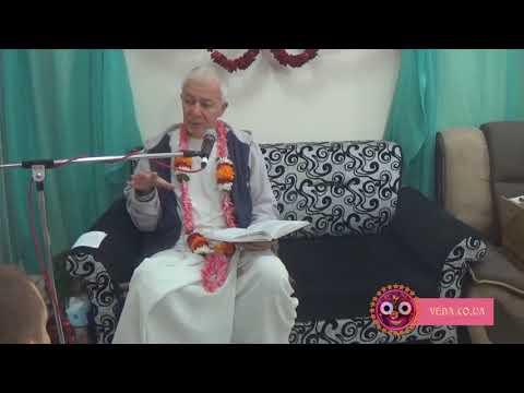 Шримад Бхагаватам 7.12.29-31 - Чайтанья Чандра Чаран прабху
