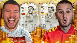 20 MIO SQUAD BUILDER BATTLE vs PROOWNEZ (keine gute Idee) 🔥🔥 FIFA 21