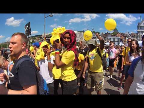 Zurich Pride Festival 2017