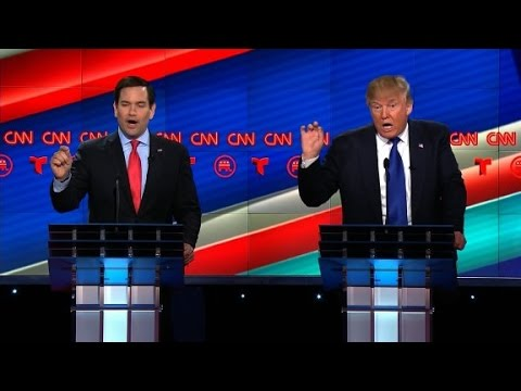 Rubio attacks Trump over hiring illegal workers