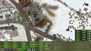 Let's Play: Close Combat - Wacht Am Rhein - 21: Panzer Turkeyshoot
