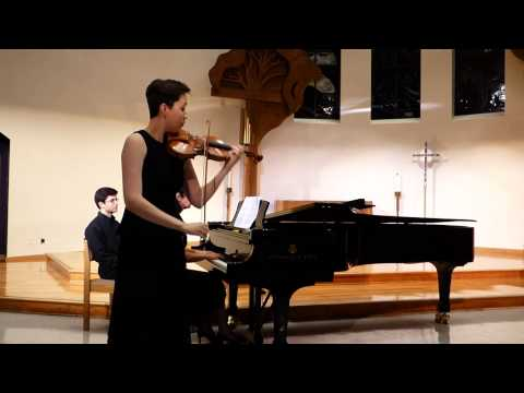 Svendsen: Romance Op. 26 | Eleanor Dunbar