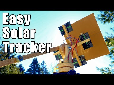 DIY Solar Tracking System Inspired by NASA (Parker Solar Probe)