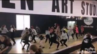 Open art, Milkshake, Open Kids,акробатика