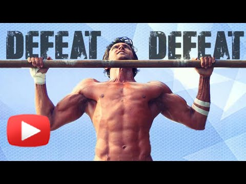 Hot Hrithik Roshan Workout Defeat Defeat Brand Film Hrx By