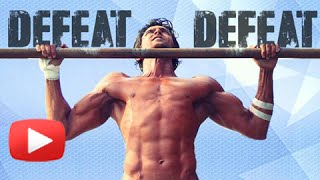 HOT! Hrithik Roshan Workout | Defeat Defeat Brand Film | HRX By Hrithik Roshan