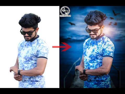 How To Edit Like Swappy Pawar ! SR Creation