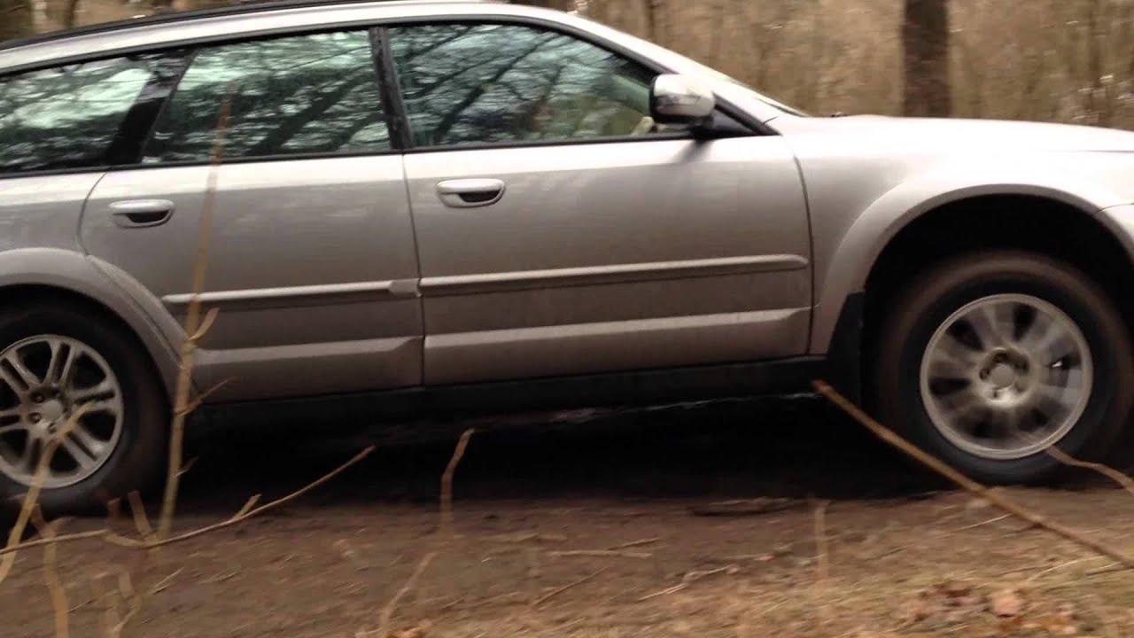 Test Subaru Outback