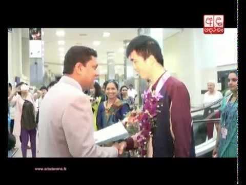 Sri Lanka Tourism receives 100,000th Chinese tourist