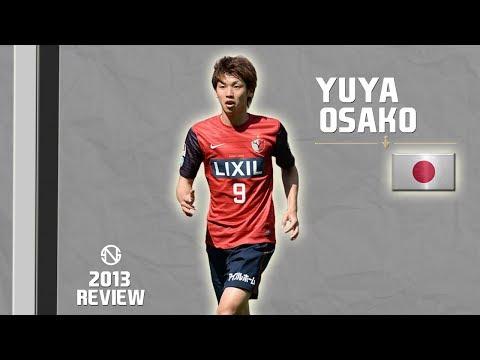 YUYA OSAKO 大迫 勇也 | Goals, Skills, Assists | Kashima Antlers | 2013 (HD)