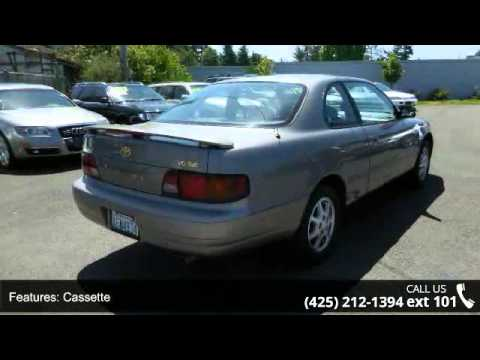 1995 Toyota Camry Se V6 2dr Coupe Leavitt Auto Sales