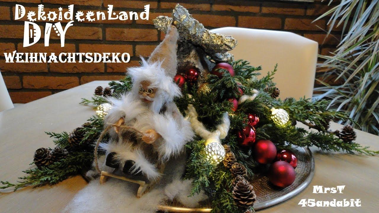 Kölle Weihnachtsdeko.Diy Weihnachtsdeko Adventsstern Mit Zweigen Zapfen I Kerstster I