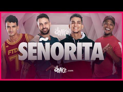 Señorita - Shawn Mendes Ft. Camila Cabello | FitDance TV (Coreografia Oficial) Dance Video