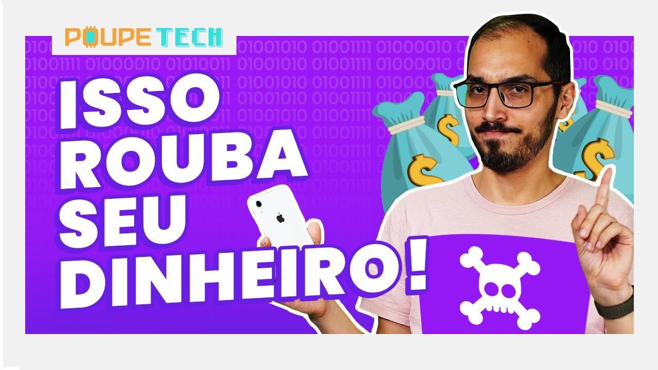 6 TECNOLOGIAS que ROUBAM SEU DINHEIRO e você nem percebe! Quero Economizar! #POUPETECH