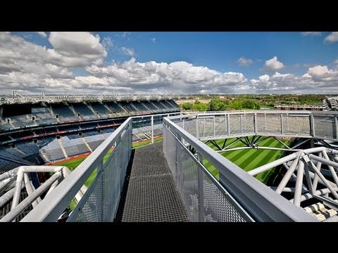 Roof-top Tour of Croke Park