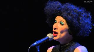 Sarah Louise Young as Cabaret Whore EXTRACT: You Disappointed Me