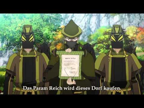 Blade and Soul Folge 1 German/Deutscher Sub