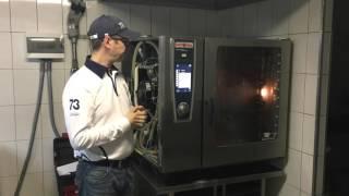 видео Ремонт и обслуживание пароконвектоматов