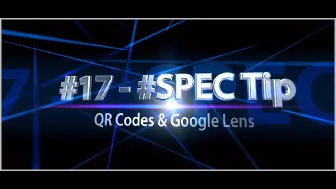 google lens qr code