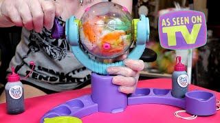 TIE DYE ORB MACHINE - Does This Thing Really Work?!