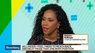 How Curls CEO Belllinger Is Mentoring Women of Color With Oprah's Help