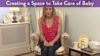 Creating A Space To Take Care Of Your New Baby | Cloudmom
