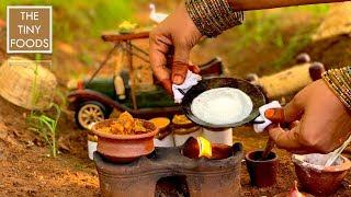 Appam + Mutton Paya | Goat Trotters | ஆட�ட�க�கால� பாயா | Aatu Kaal Paya | Goat Leg Paya | Tiny Foods
