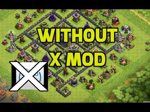 How To Copy Any Clash Of Clans Base Layout Without X Mod |100% Working|