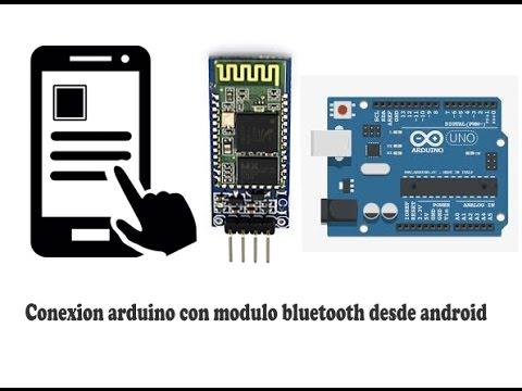 bluetooth. arduino y  appinventor (con android).