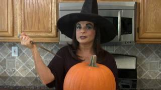 Baked Pumpkin Seeds Halloween Special