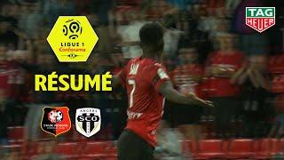Stade Rennais FC - Angers SCO ( 1-0 ) - Résumé - (SRFC - SCO) / 2018-19