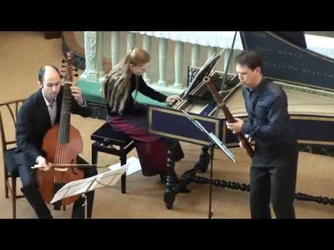 Theodor Schwartzkopf Triosonate for viola da gamba, bassoon and basso continuo