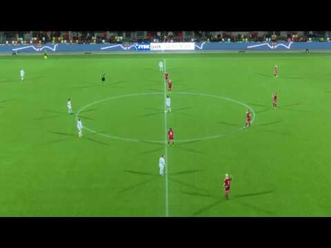 Danmark - Schweiz U19 Kvindelandshold