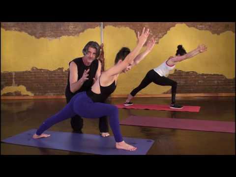 One Hour Yoga with Kurt Johnsen Class3