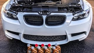 Castrol changed their 10W60 oil branding | Attention E92 M3 Owners
