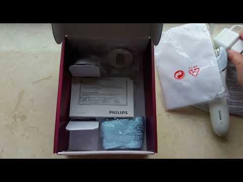 Епілятор PHILIPS Satinelle Prestige BRE611/00
