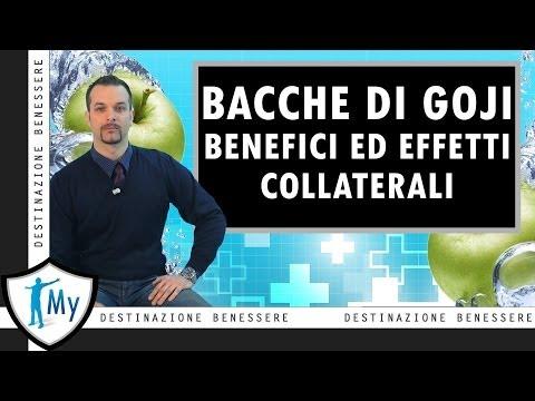 Effetti Benefici e Collaterali delle Bacche di Goji
