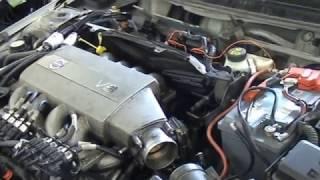 Кривой монтаж газобаллонного оборудования на Volvo S80 4.4 л.