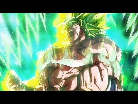VIDEO: BROLY UNBOUND! Dragon Ball Super Broly NEW IMAGES + Trailer 3?