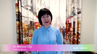 Dr Wenyue Zou - School of Science