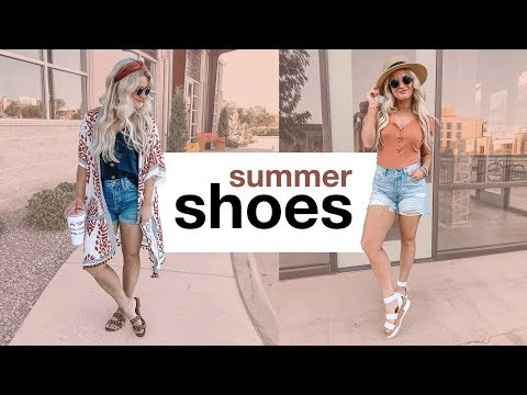 Fashion Finds - Summer Shoes of 2019