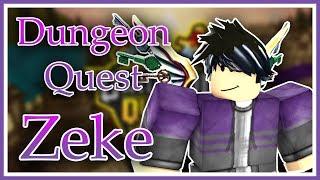 Roblox | Dungeon Quest - Quest for Legendaries & Bonus Collaboration - Day 1 | Livestream