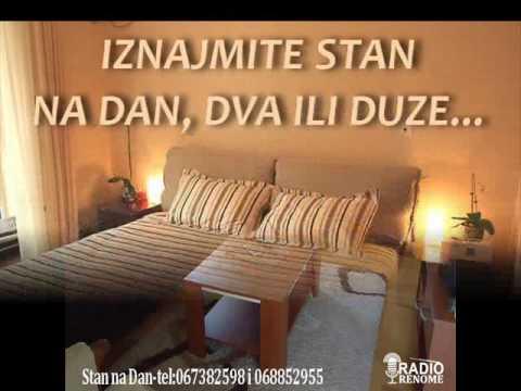 Podgorica - STAN NA  DAN DVA ILI DUZE