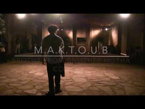 M.A.K.T.O.U.B -Festival Dense Bamako Danse MALI 2016-