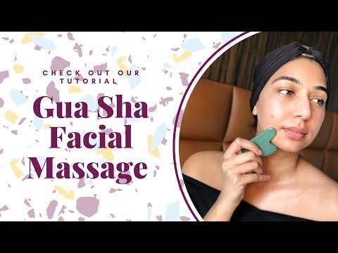 💆♀️ Skin Care Tutorial: Gua Sha Facial Massage