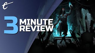 Iratus: Lord of the Dead | Review in 3 Minutes (Video Game Video Review)