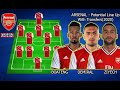 ARSENAL - Potential Line Up With Transfers(2020) ft.Ziyech, Boateng, Demiral