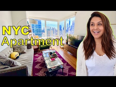 1 Bedroom NYC Apartment Tour 💲 How Much is RENT?!! 2020