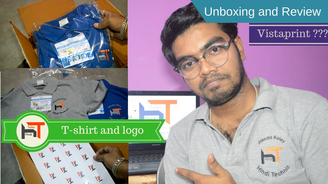 Design t shirt vistaprint - How To Customize Own T Shirt For Youtube By Vistaprint Is It Worth